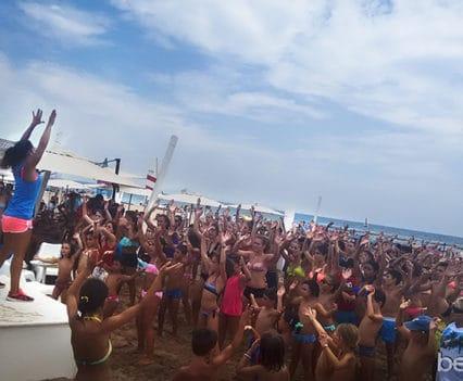 Gandia chiringuitos playa vírgen vacaciones en Gandía vacaciones en familia