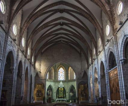 visitar Gandía Colegiata Santa María turismo valencia Safor