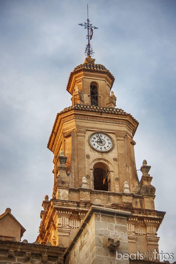 Gandía que ver hacer turismo Torre Colegiata tapas ciudad