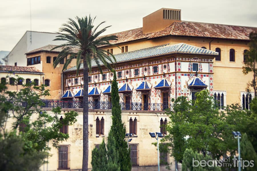 Gandía safor valencia qúe hacer que ver Palacio Ducal Borja papa alejandro VI