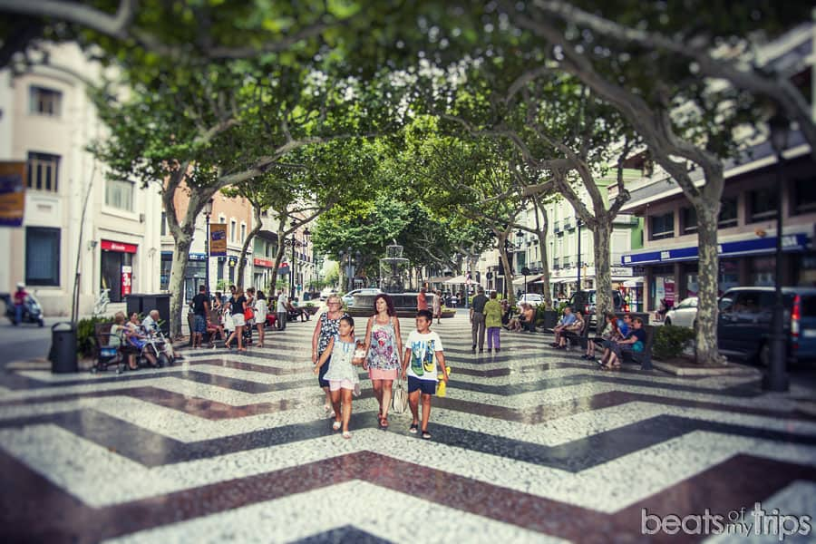 Gandía ruta que hacer turismo Paseo Germanías destapat comarca safor blogs