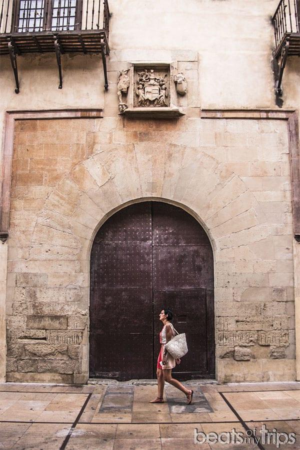 Gandía ciudad que ver turismo Palacio Ducal Borja tapas