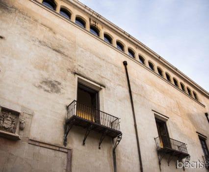 que ver Gandía Palacio Ducal Borja turismo tapas