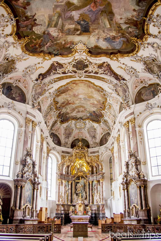 Maguncia San Agustin Mainz Turismo Alemania Crucero Rin Romántico