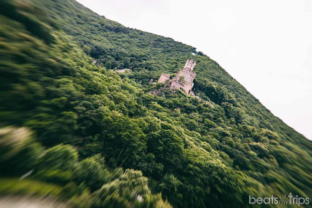 Castillo de Sooneck Burg Crucero Rin Romántico Turismo Alemania