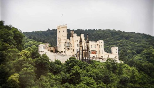 El Rin Romántico, cazando castillos en Alemania