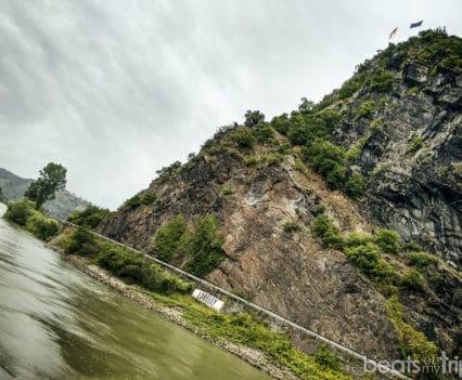 Roca Loreley Lorelei Crucero Rin Romántico Turismo Alemania