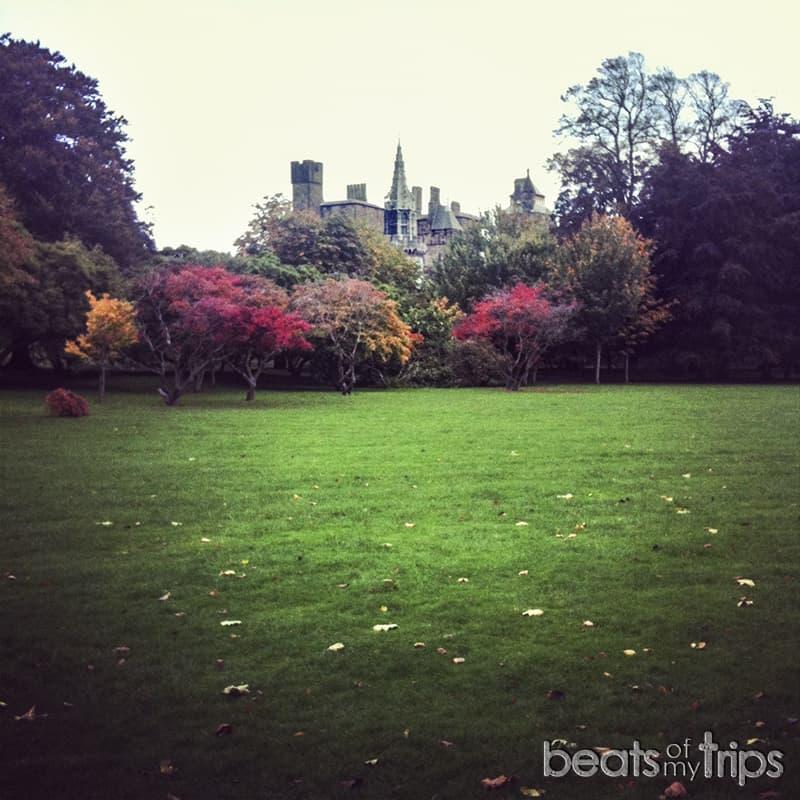 Castillo de Cardiff Turismo Bute Park Visitar Gales blog viajes