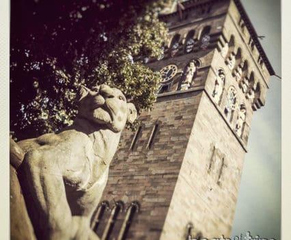 Castillo de Cardiff Turismo Viajar Gales Mundial Rugby blog viajes