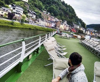 puente sol crucero barco ms modigliani croisieurope turismo