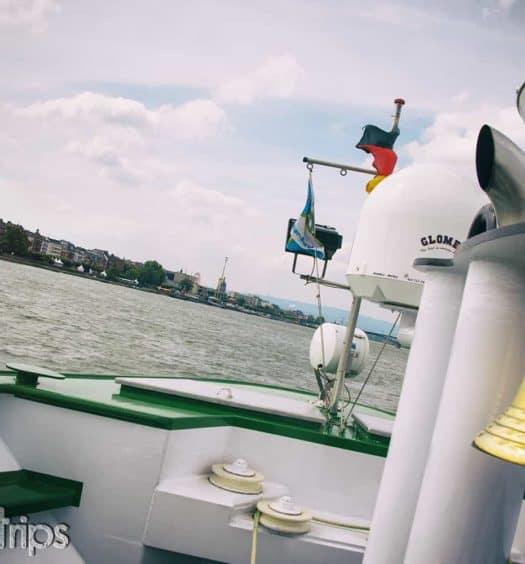 Crucero como es barco MS Modigliani Croisi Europe Rin Mosela Alemania blog viajes