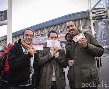 que hacer Cardiff que ver Millennium Stadium Estadio Milenio rugby Wales viajar