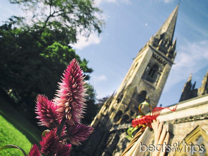 Cardiff que ver catedral Llandaff cathedral viajar a cardiff gales turismo blog viajes