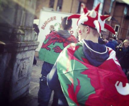 Seis Naciones Cardiff Six Nations Cymru visitar Gales turismo rugby blog de viajes
