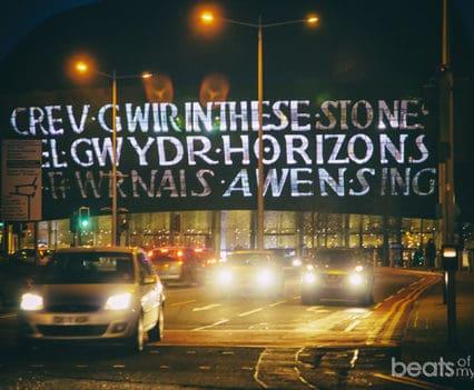Wales Millennium Centre Bahía de Cardiff turismo Cardiff Bay Doctor Who Gales blog viajes