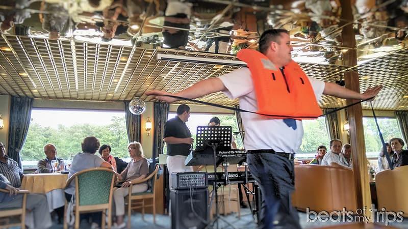 crucero fluvial tripulación como es salon bar fotos fotografia croisieurope croisi europe