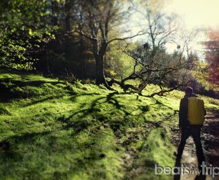 Parque natural brecon beacons que hacer actividades aventura brecon beacons PN treking Gales