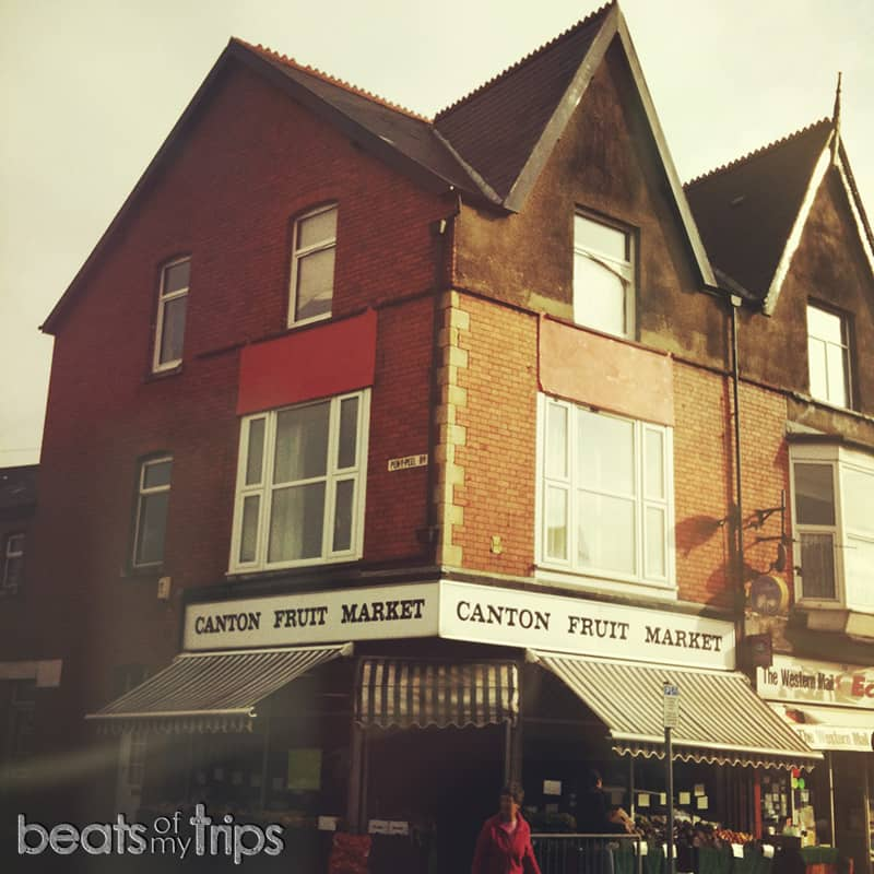 Cardiff Canton barrio donde ir que ver cardiff capital gales viajar