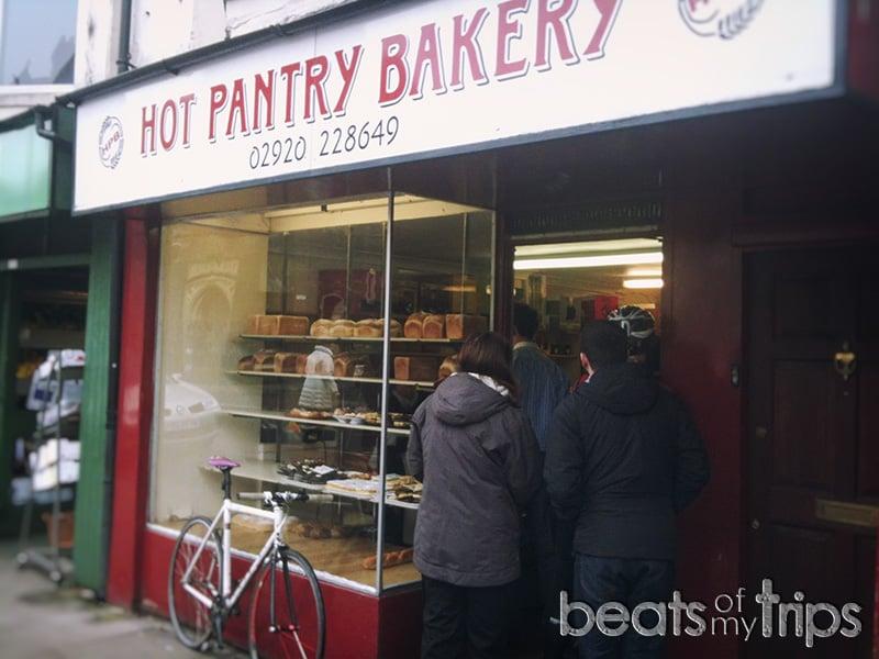 comer cardiff pastry donde cenar cardiff restaurantes pubs pastelerías