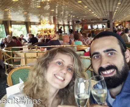 crucero croisieurope croisi europe como es ms modigliani barco salon bar