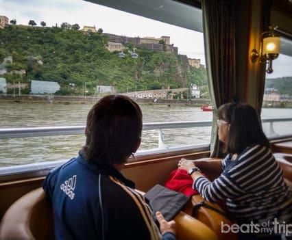 como es un crucero fluvial barco croisieurope excursiones en que consiste crucero