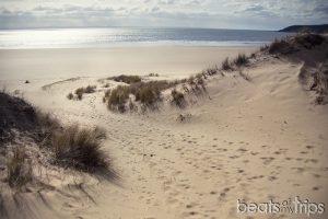Playas de la costa de Gower