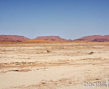 Paisajes del desierto