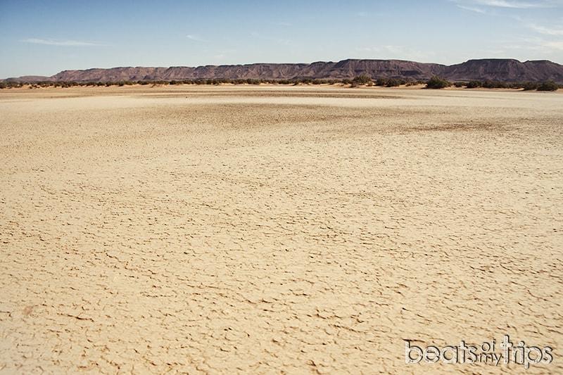 desierto lago