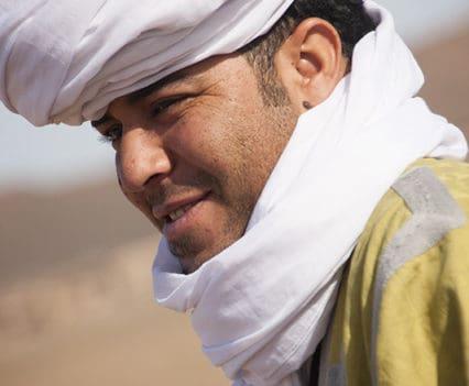 Ydif, nuestro guía del desierto