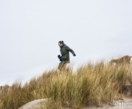 Reserva nacional río Dyfi estuario Dovey Gales viajar turismo playa Wales Dyfi National Nature Reserve Dunas Ynyslas Dunes
