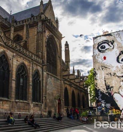 París alternativo escapada diferente Paris rincones turismo