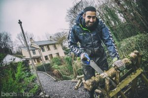 wwoofing viajar gratis Aberystwyth Gales Wales helper
