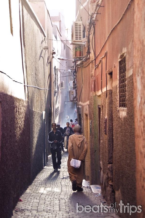 Medina Marrakech que ver como visitar marrakech escapada dos dias