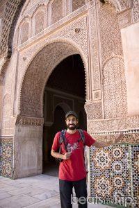 Marrakech Madraza Ben Youssef medersa que ver un dia escapada Marrakech