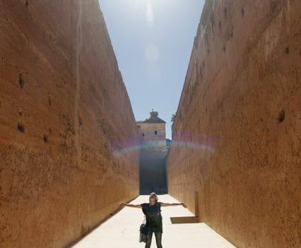 Marrakech Palacio el Badi que ver un dia escapada Marrakech