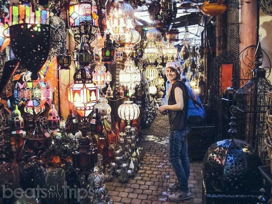 Zoco Marrakech medina mercados que ver Marrakech