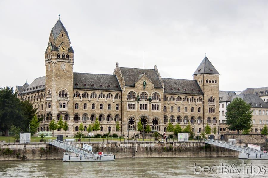 Viaje Coblenza que ver Koblenz sede gobierno prusiano Prusia río Rin Mosela Alemania