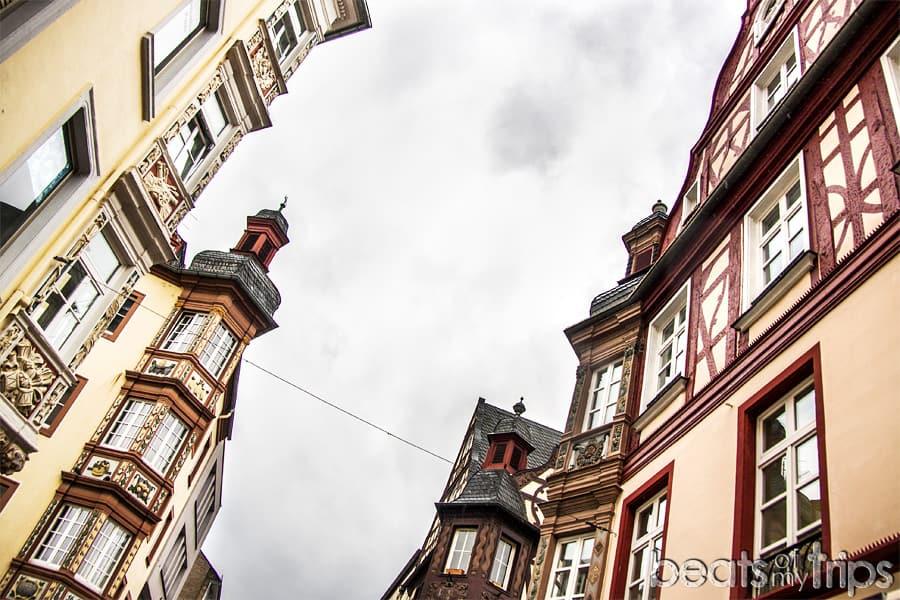 Que ver Coblenza casco historico edad media turismo Alemania Koblenz barco río Rin desembocadura Mosela crucero