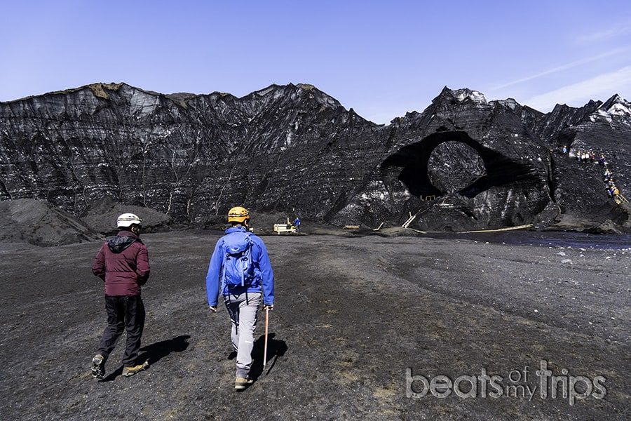 excursión cueva hielo verano Islandia Katla Vik viajar Islandia