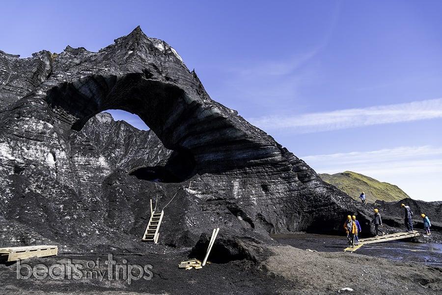 excursión cueva hielo verano Islandia qué ver Katla
