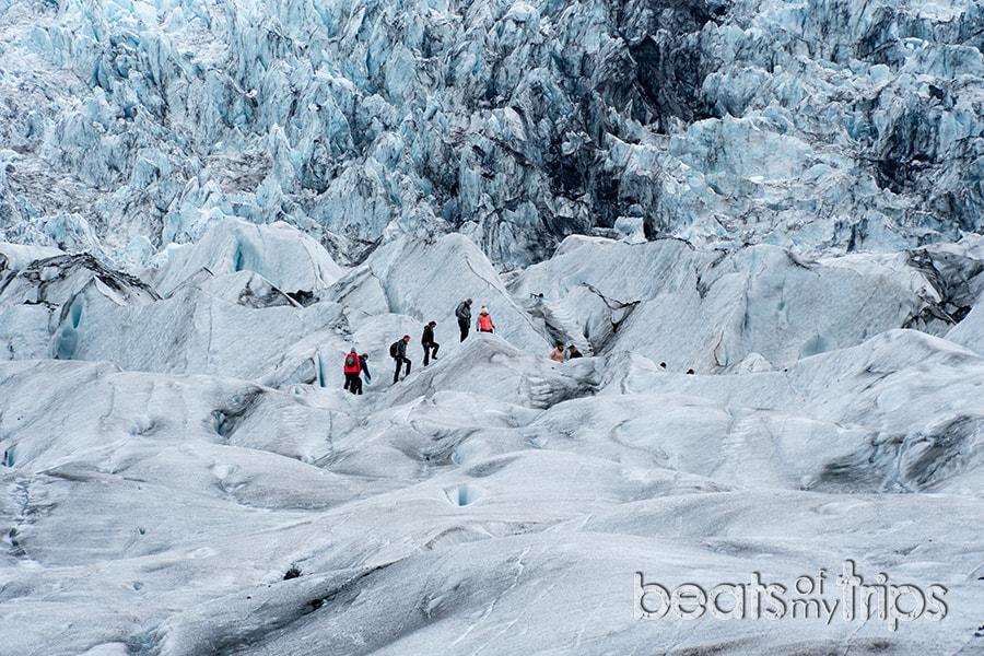 Islandia excursion crampones glaciar Skaftafell Vatnajokull cuando es mejor viajar a Islandia