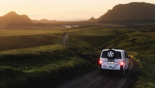 ¿Alquilar CAMPER o AUTOCARAVANA en ISLANDIA?