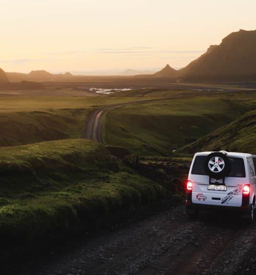 campevan camper furgoneta islandia viajar verano