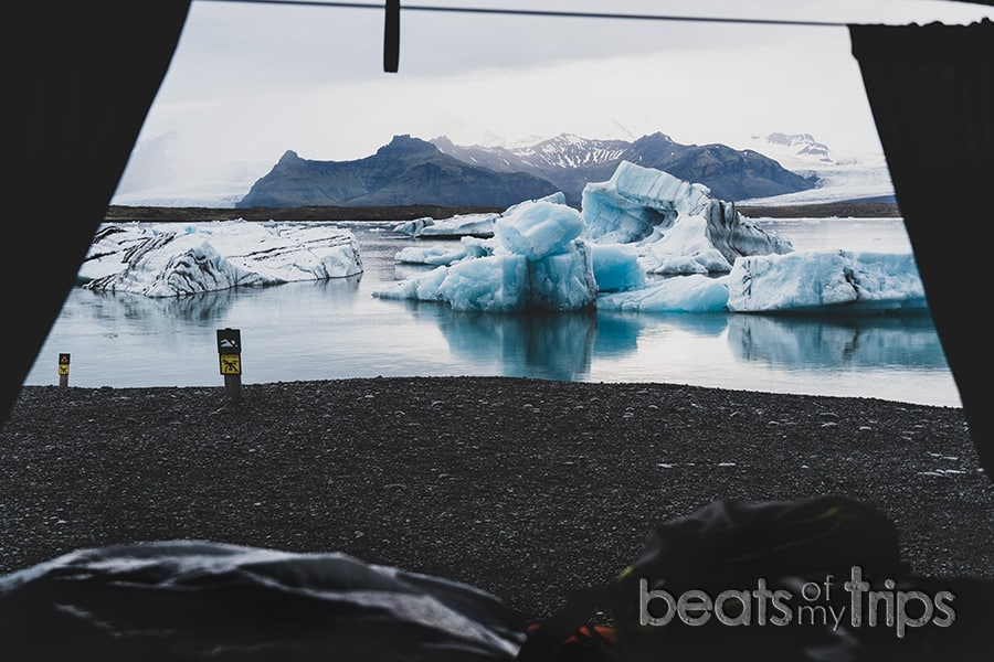 que ver islandia autocaravana campervan icebergs laguna glaciar jokulsarlon vatnajokull