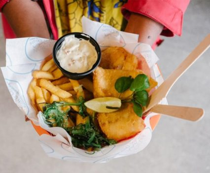 Fish and chips Reikiavik Islandia Blog