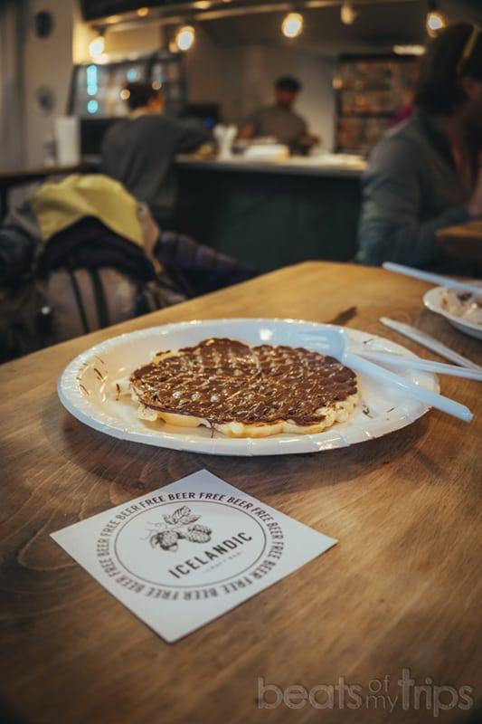 Waffle Restaurante Reikiavik Islandia guia Reykjavik Icelandic Street Food