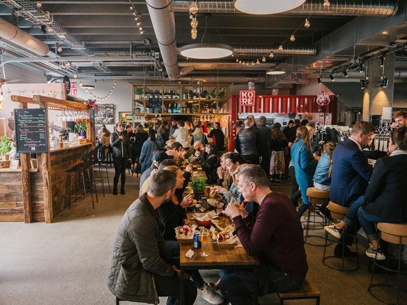 Comida callejera Reikiavik comer barato Islandia Blog Iceland
