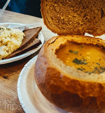 Sopa pescado Reikiavik restaurantes Islandia blog Reykjavík Icelandic Street Food