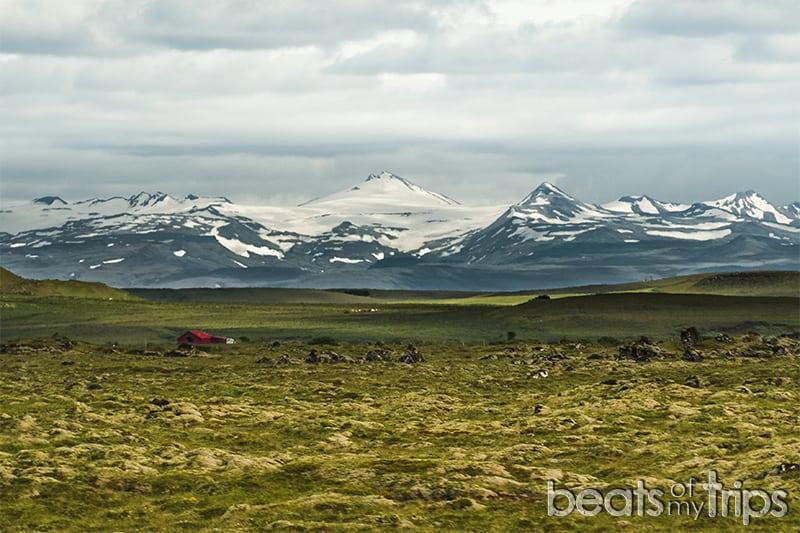 Glaciar Tindfjallajokull ring road Islandia