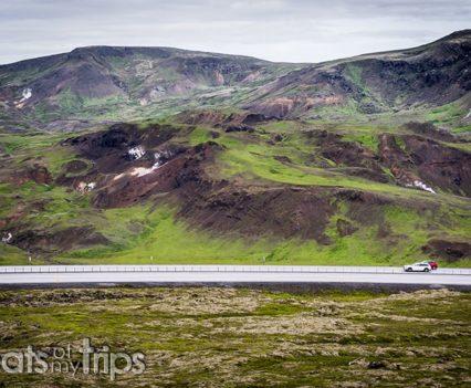fumarolas ring road Reykjadalur Sur Islandia
